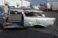 Wagon-cleaned