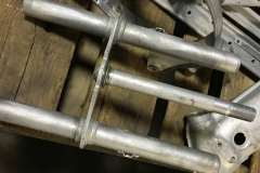Motorcycle forks